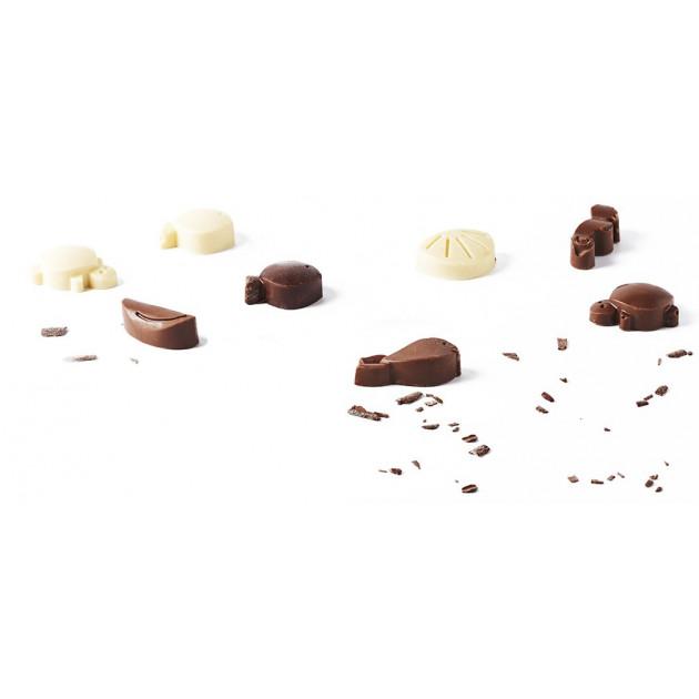 Moule Friture Chocolat (x24) Mastrad
