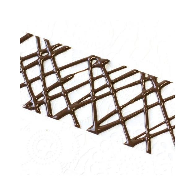 Rhodoid pour creer des decors en chocolat