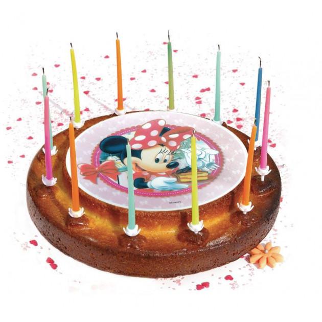 Gateau d'anniversaire Minnie en Azyme