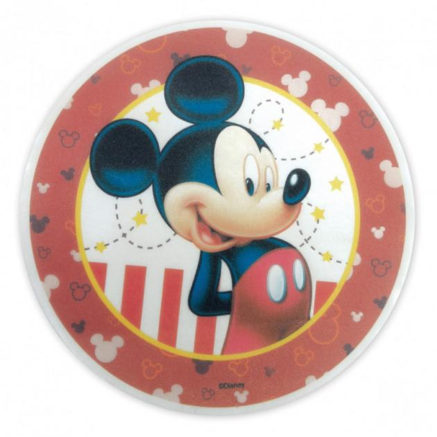 FIN DE SERIE Disque Azyme Mickey 20cm Scrapcooking