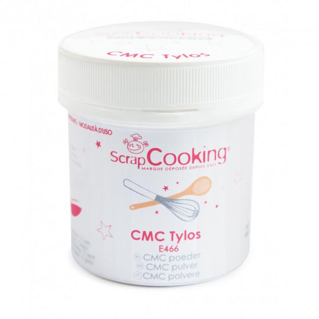 Pot de CMC Tylos E466 en Poudre 35 g Scrapcooking