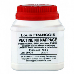 Pectine NH pour Nappage 150 g Louis François