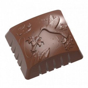 Moule Chocolat Bonbon Colibri (x21) Chocolate World