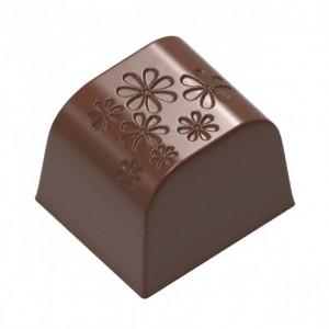 Moule Chocolat Bonbon Fleuri (x24) Chocolat Form