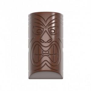 Moule Chocolat Bûchette avec Visage (x21) Chocolat Form