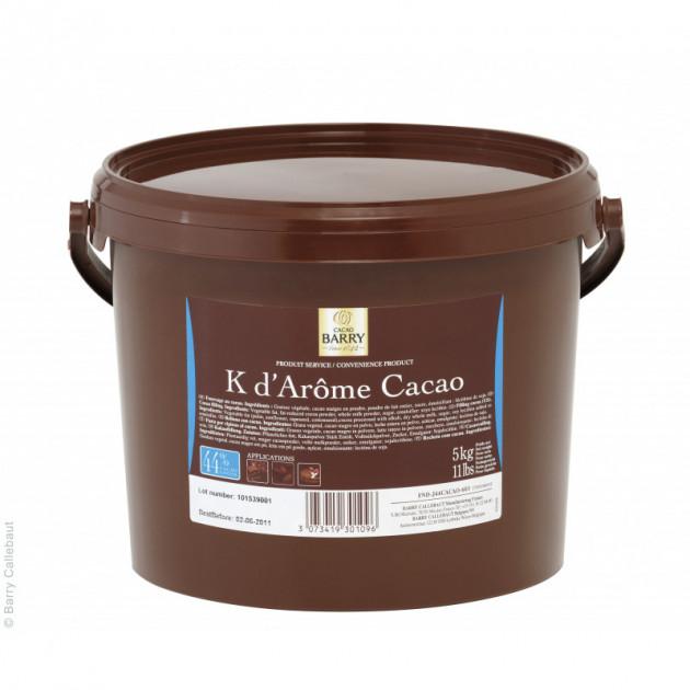 K d'arome Cacao 5 kg (Krem) Barry