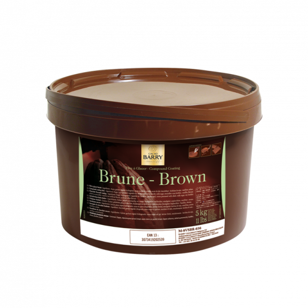 Pate a Glacer Brune 5 kg Barry