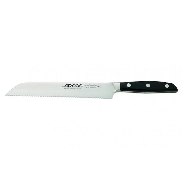 Couteau a Pain 20 cm Arcos MANHATTAN Noir