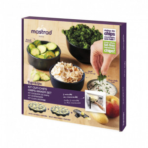 Kit Cuit-Chips Édition Healthy Mastrad