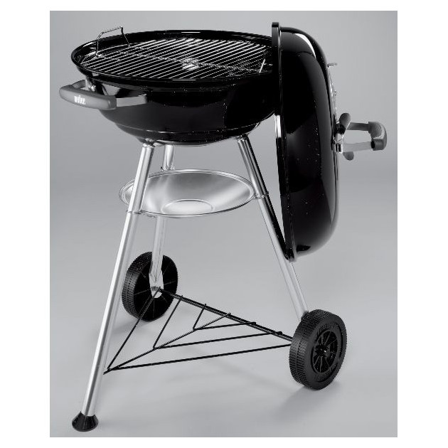 Barbecue Weber avec 2 roues