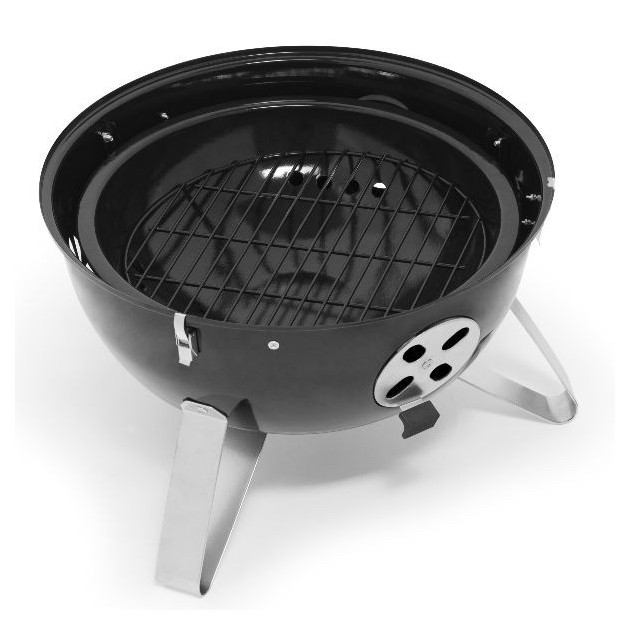 Fumoir charbon Oskar M Barbecook