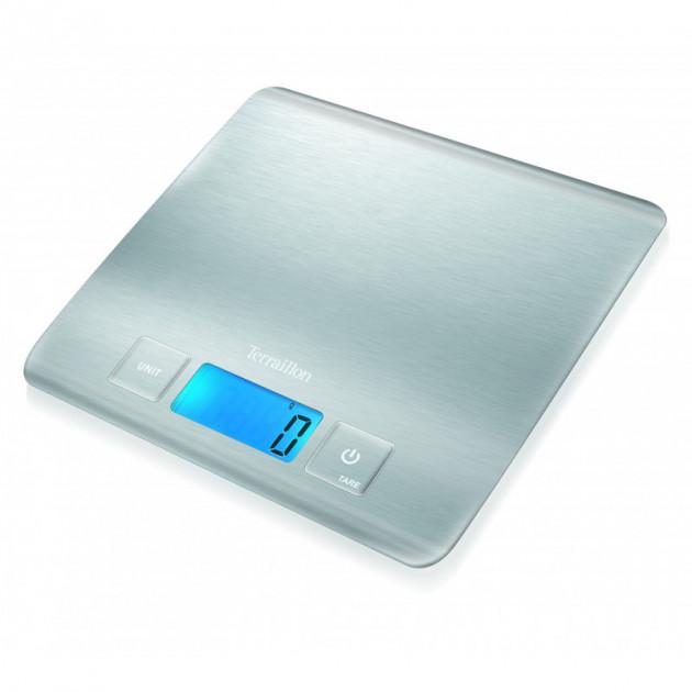Balance Digitale Carre Inox 5 kg Terraillon