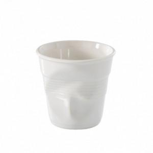 Gobelet Froissé Blanc 8cl Revol