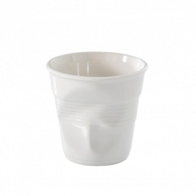 Gobelet Froisse Blanc 8cl Revol
