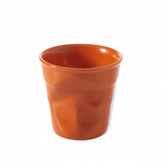 Gobelet Froisse Orange 8cl Revol