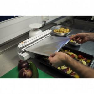 Papier Aluminium 90m Dévidoir Wrapmaster Compact (x3)