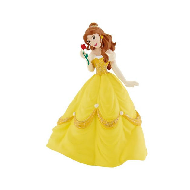Figurine Disney Princesse Belle (La Belle et La Bete)
