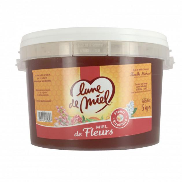 Miel Toutes Fleurs 5 kg