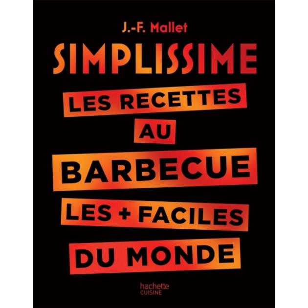 Livre de cuisine les recettes au Barbecue les + faciles du monde. chez Hachette