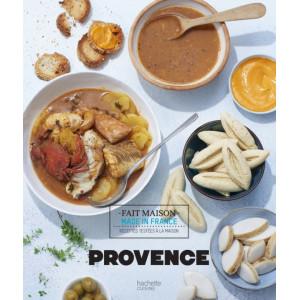 Livre de recettes de Provence, chez Hachette