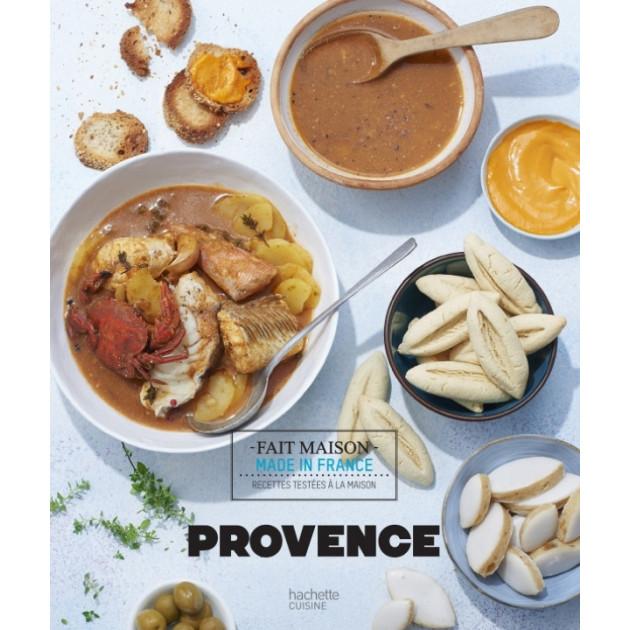 Livre de recettes de Provence. chez Hachette