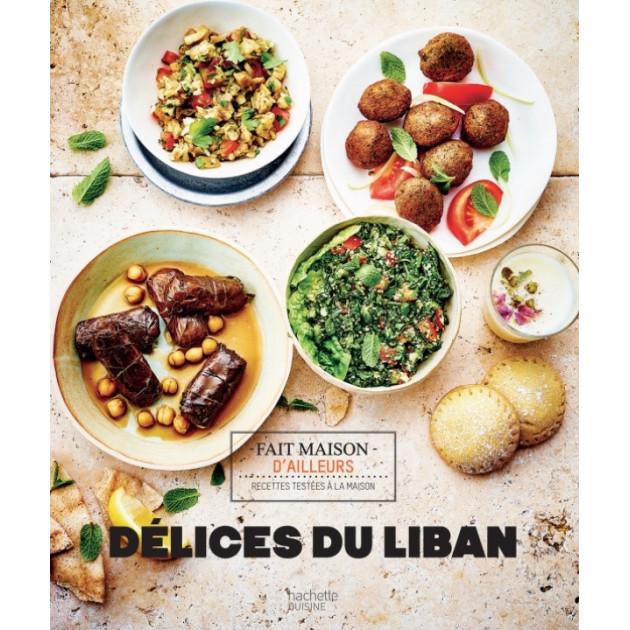 Livre de recettes Delices du Liban. chez Hachette