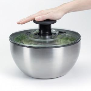 Essoreuse à salade Inox Ø 26cm Oxo