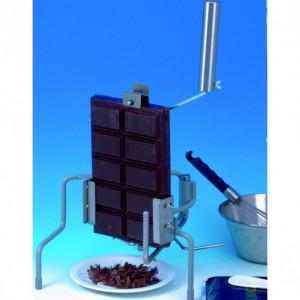 Râpe à Chocolat Manuelle Choco-Râpe