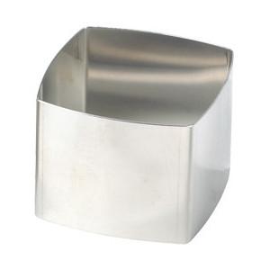 Nonnette Carré Bombé H 4,5 cm