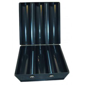 Moule Tritoast en tôle bleue 30 cm