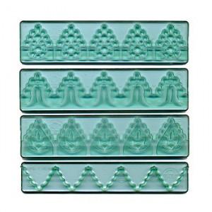 kit décoration gâteau motifs classiques
