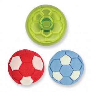 Emporte pièce ballon de football