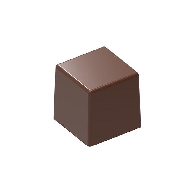 Moule Chocolat Cube 2 cm (x21) Chocolat Form