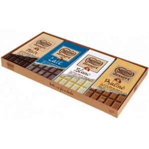 Coffret 4 mini livres de recettes Nestlé Dessert