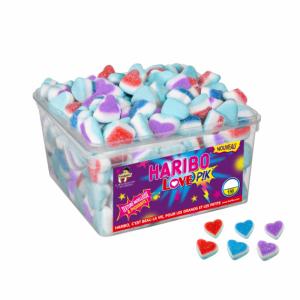 Love Pik x 150 - Boîte Bonbon Haribo