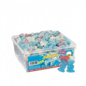 Schtroumpf Pik x 210 - Boîte Bonbon Haribo