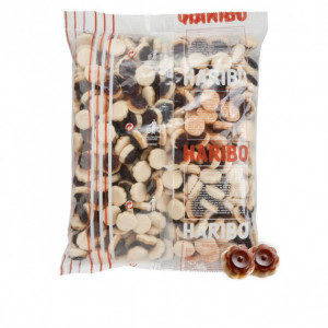 Flanbotti Caramel Haribo - Sachet Bonbon Vrac 1,5 Kg