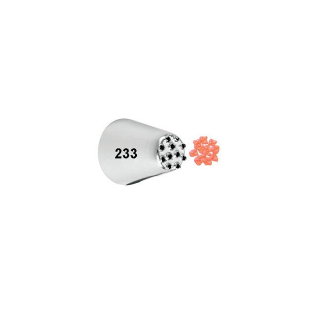 Douille patissiere effet perle Wilton (n°233)