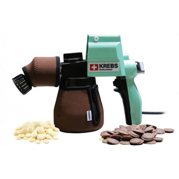 Pistolet a Chocolat electrique HotChoc 550 ml