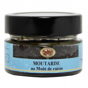 Moutarde Moût de Raisin 100 g Le Comptoir Colonial