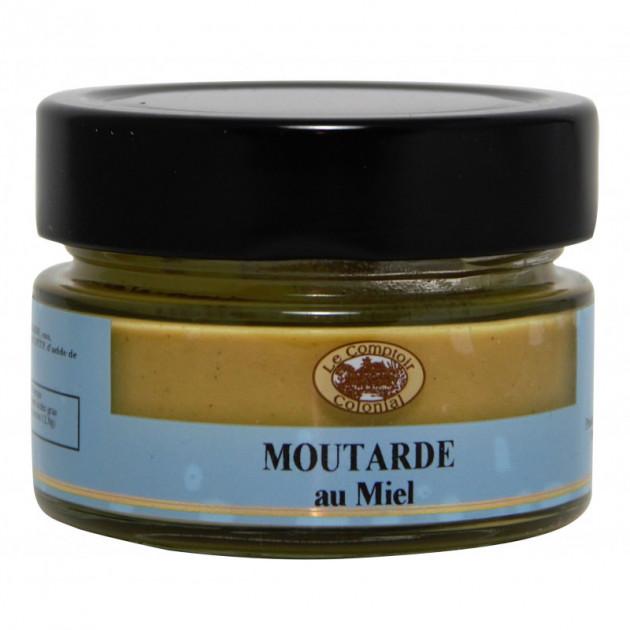 Moutarde au Miel 100 g Le Comptoir Colonial