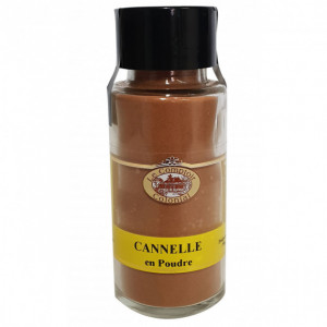 Cannelle En Poudre 50 g Le Comptoir Colonial