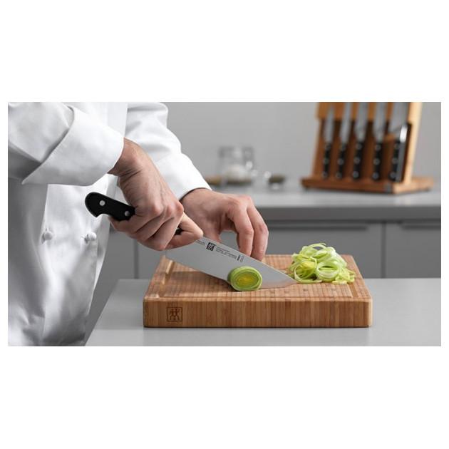Couteau de Chef forge Zwilling Pro