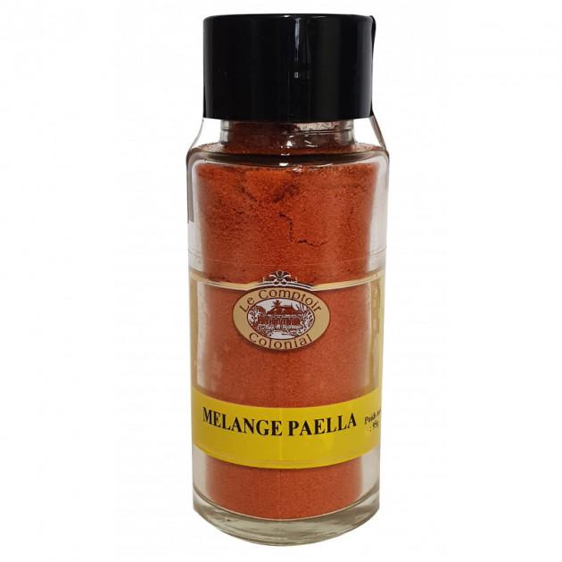 Melange d'Epices pour Paella 95 g Le Comptoir Colonial