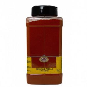 Épices pour Paëlla 550 g Le Comptoir Colonial