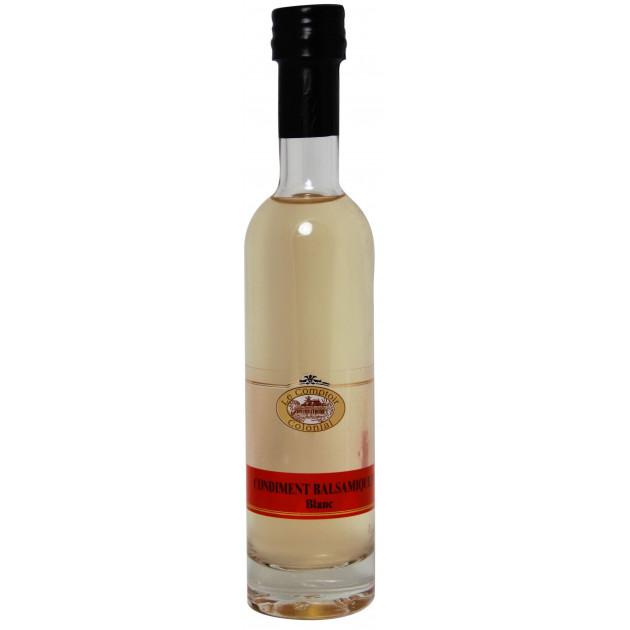 Vinaigre Balsamique Blanc de Modene 5° 10 cl Le Comptoir Colonial