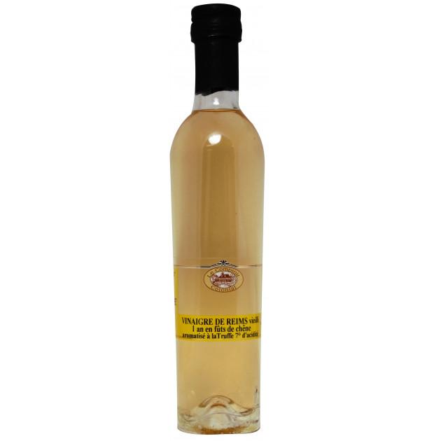 Vinaigre de Reims arome Truffe 7° 25 cl Le Comptoir Colonial