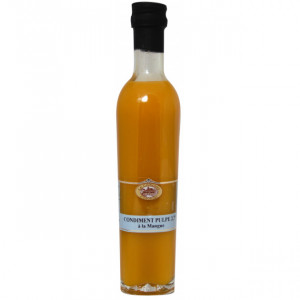Condiment à la Pulpe de Mangue 25 cl Le Comptoir Colonial