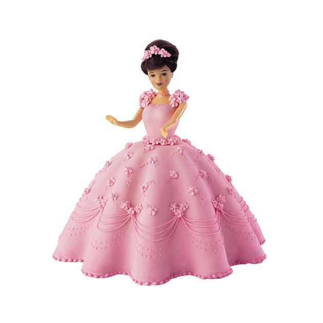 Gateau Poupee Gateau Princesse