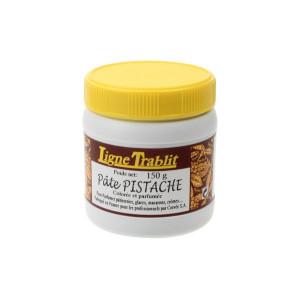 Pâte de Pistache 96% Colorée 150g Trablit